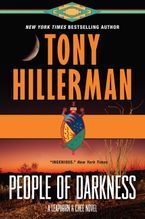 People of Darkness Paperback  by Tony Hillerman