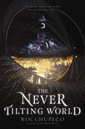 The Never Tilting World book image