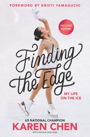 Finding the Edge: My Life on the Ice book image