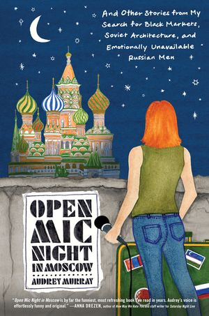Open Mic Night in Moscow book image