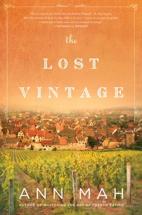 Cover image - The Lost Vintage: A Novel