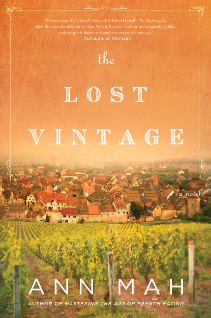 the lost vintage ann mah hardcover