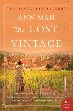 The Lost Vintage: A Novel Paperback  by