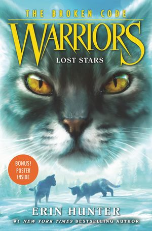 Warriors: The Broken Code #1: Lost Stars book image
