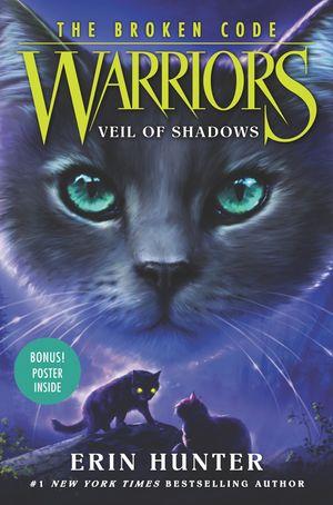 Warriors: The Broken Code #3: Veil of Shadows book image
