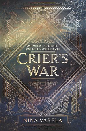 Crier's War book image