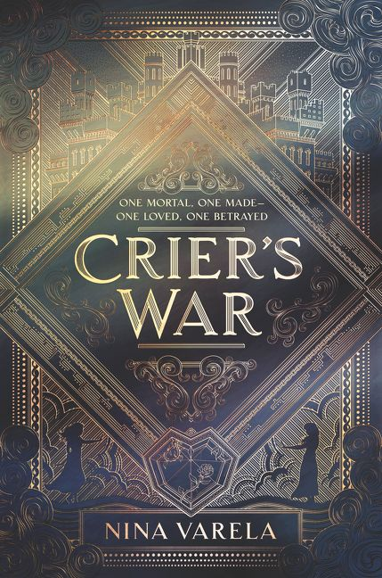 Image result for crier's war cover