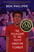 The Field Guide to the North American Teenager Paperback  by Ben Philippe