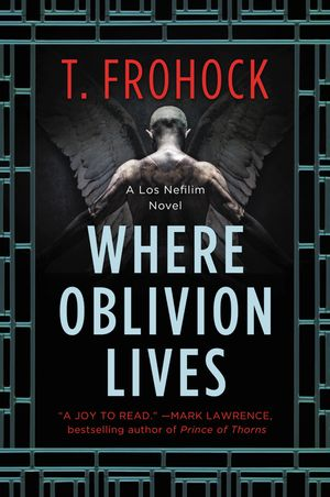 Where Oblivion Lives book image