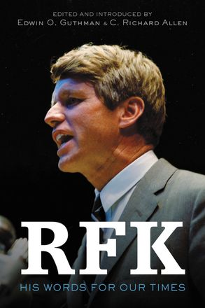 Cover image - RFK: His Words for Our Times