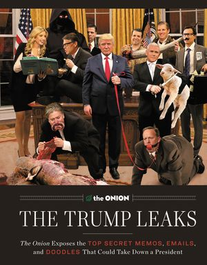 The Trump Leaks book image