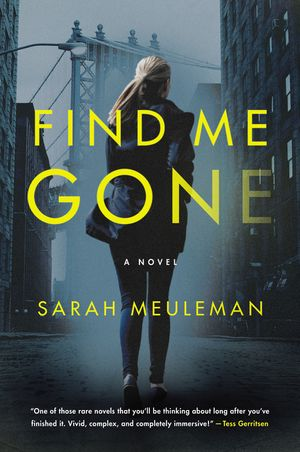 Find Me Gone book image
