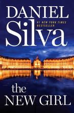 The New Girl Hardcover  by Daniel Silva