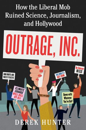 Outrage, Inc. book image