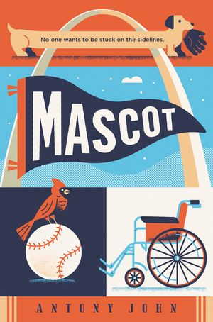 Mascot book image