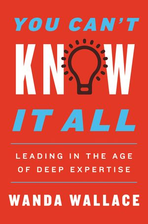 You Can't Know It All book image