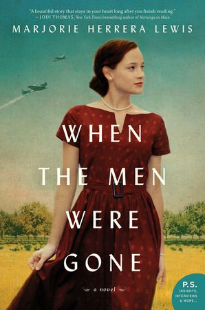 When the Men Were Gone Paperback  by