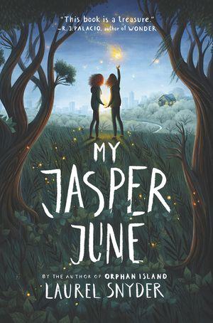 My Jasper June book image