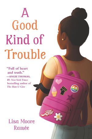 A Good Kind of Trouble book image