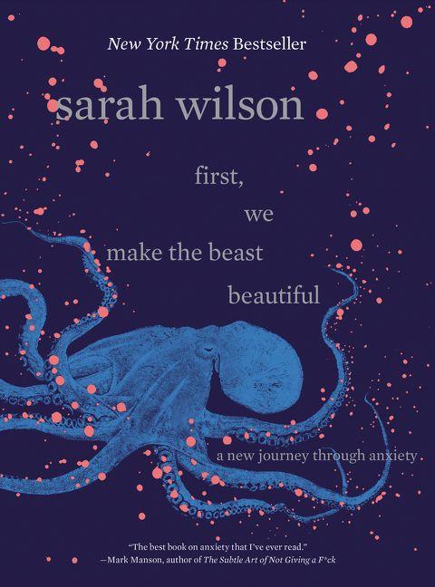 Book Cover Design App : First we make the beast beautiful sarah wilson hardcover