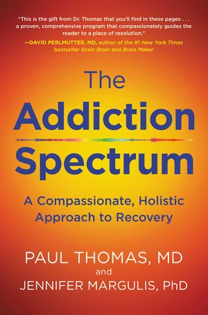 The Addiction Spectrum book image
