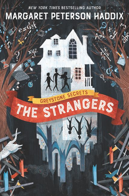 Image result for the strangers margaret peterson haddix