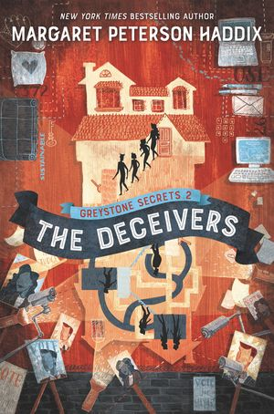 Greystone Secrets #2: The Deceivers book image