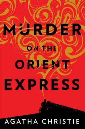 Murder on the Orient Express book image