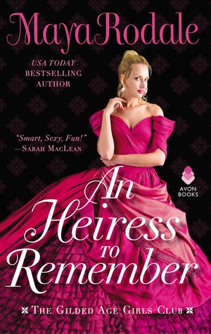 An Heiress to Remember book image