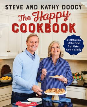 The Happy Cookbook book image