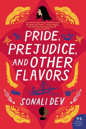 Pride, Prejudice, and Other Flavors book image