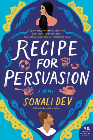 Recipe for Persuasion book image
