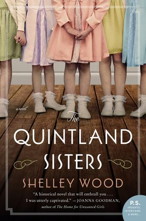 The Quintland Sisters book image