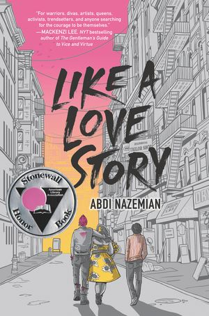 Like a Love Story book image