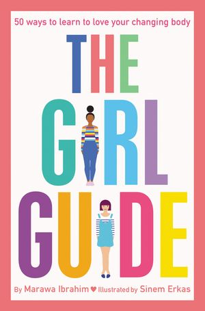 The Girl Guide book image