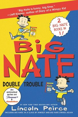 Big Nate: Double Trouble