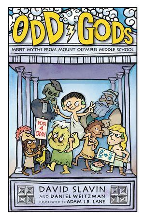 Odd Gods book image