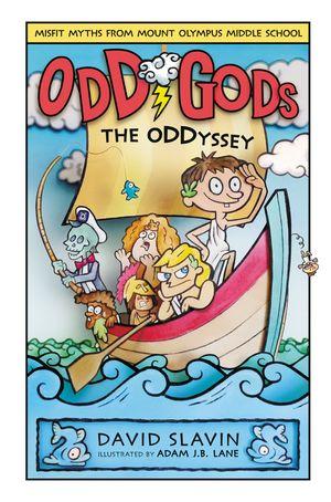 Odd Gods: The Oddyssey book image