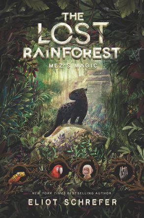 Cover image - The Lost Rainforest #1: Mez's Magic