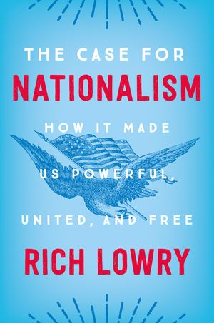The Case for Nationalism book image