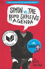Simon vs. the Homo Sapiens Agenda Special Edition Hardcover  by Becky Albertalli