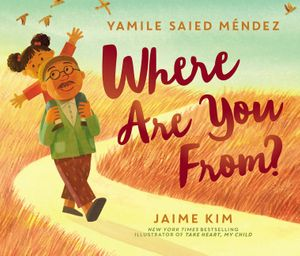 Where Are You From? book image