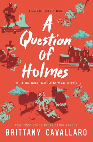 A Question of Holmes book image