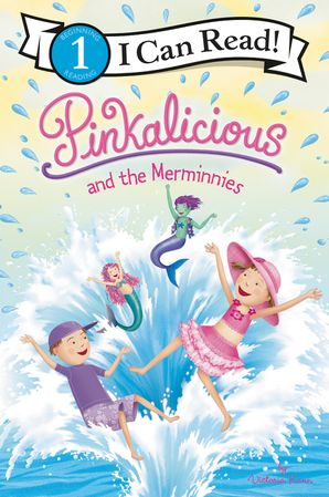 Pinkalicious and the Merminnies (I Can Read Level 1) Paperback  by Victoria Kann