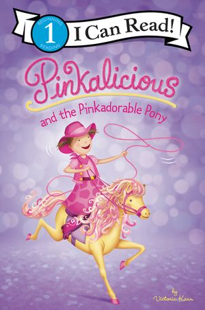 Pinkalicious and the Pinkadorable Pony book image