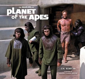 The Making of Planet of the Apes book image