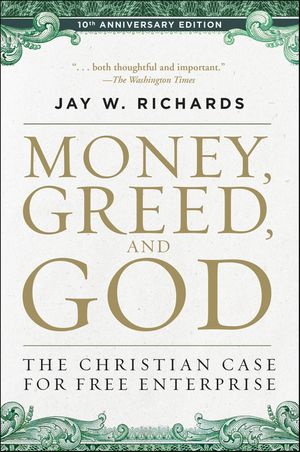 Money, Greed, and God 10th Anniversary Edition book image