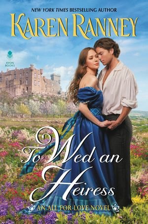 To Wed an Heiress book image