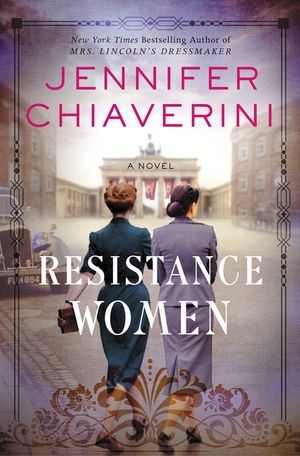 Resistance Women book image