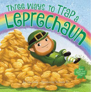 Three Ways to Trap a Leprechaun book image